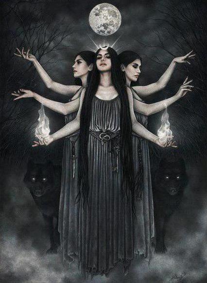 Геката богиня приношення