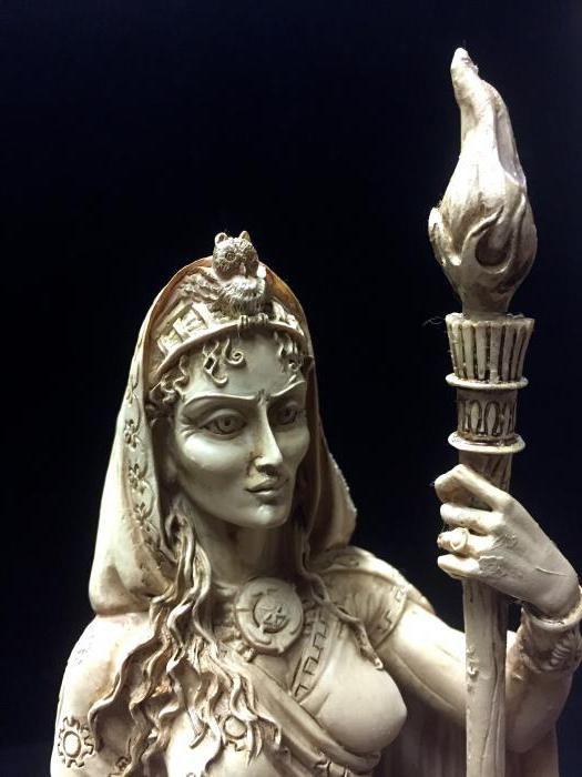 Фото - Богиня Геката - богиня темряви в грецькій міфології