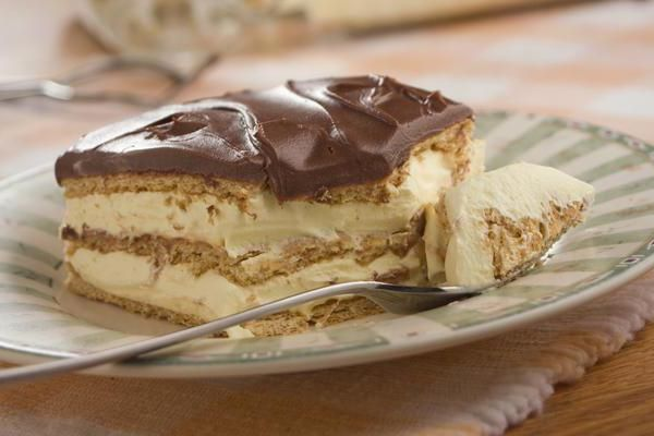 торт з печива без випічки рецепти