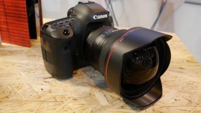 Фото - Canon 5ds: технічні характеристики та відгуки