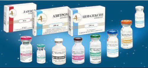 Фото - Цефалоспорини в таблетках: список. Опис усіх поколінь цефалоспоринів від 1-го до 5-го
