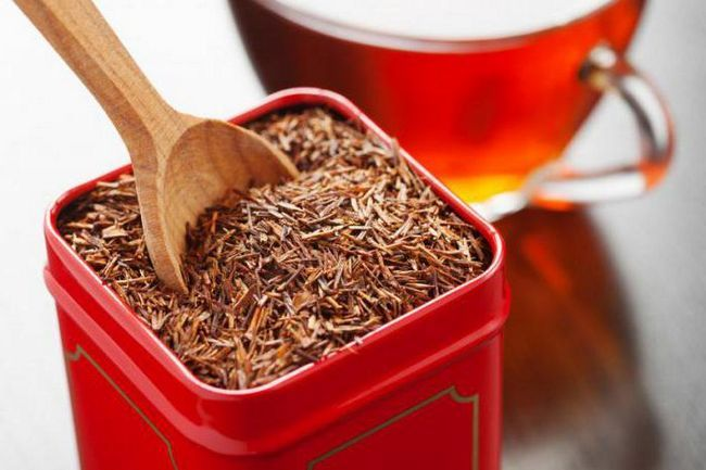 Фото - Чай ройбуш: користь і шкода. Склад і властивості чаю ройбуш