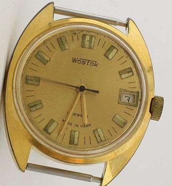 Фото - Годинники чоловічі наручні російського виробництва. Російські виробники годинників