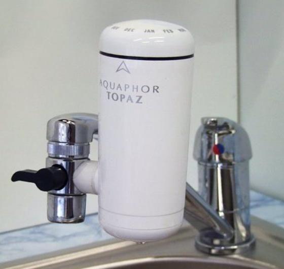 водяні проточні фільтри