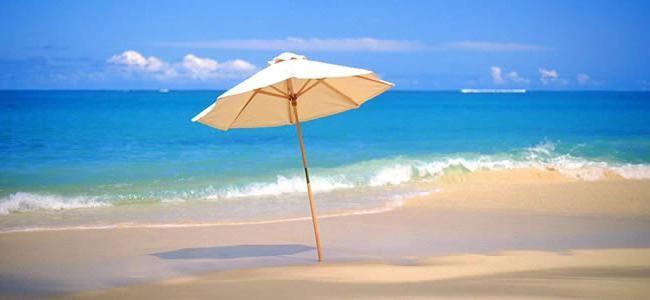 пляжі Кіпру з блакитним прапором