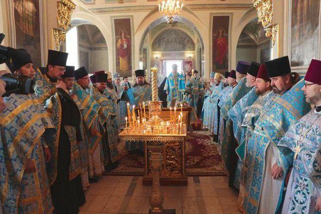 Охтирська ікона Божої Матері в Москві в якому храмі