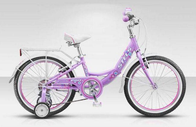 дитячий велосипед stels jet