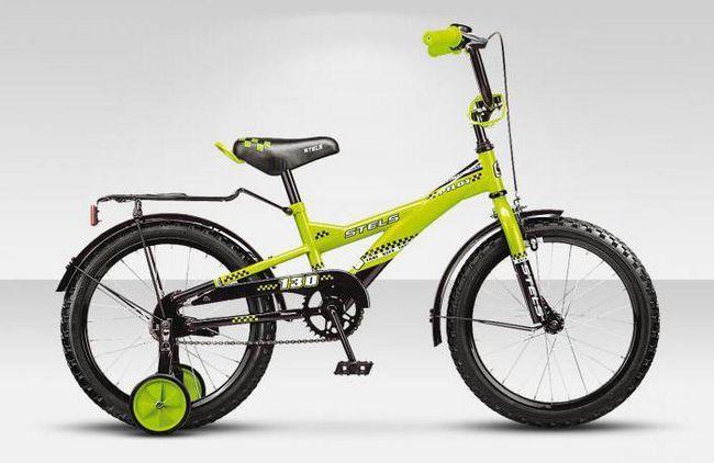 дитячі велосипеди stels