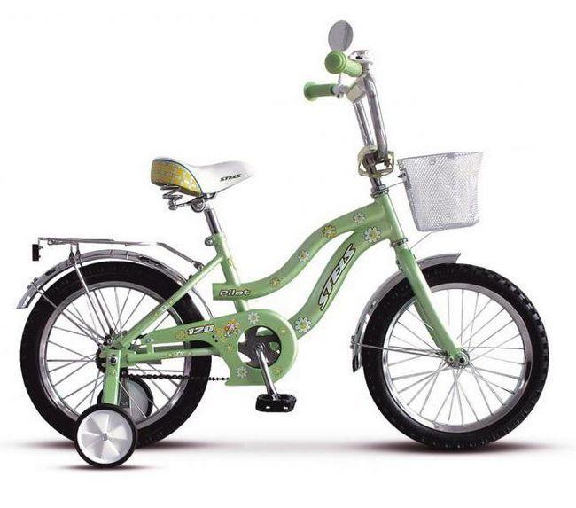 дитячі велосипеди стелс