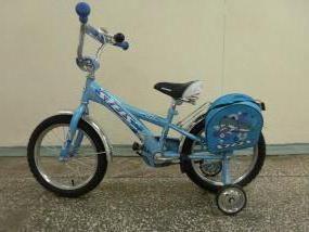 дитячий велосипед стелс 16
