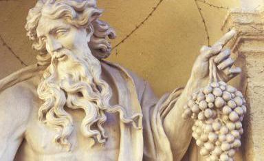 Давньогрецький бог вина
