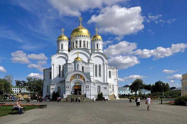 Фото - Дивеево: джерела. Святі місця росії