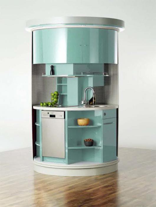 кухня 5 кв м з холодильником