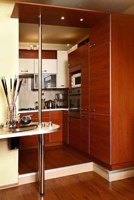 дизайн маленької кухні 5 кв м