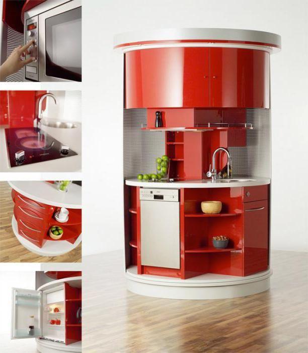 кухня кутова 5 кв м дизайн