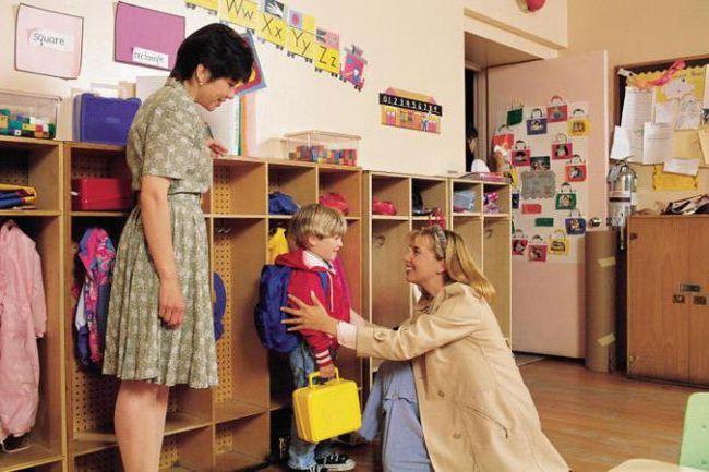 як полегшити адаптацію дитини до дитячого саду