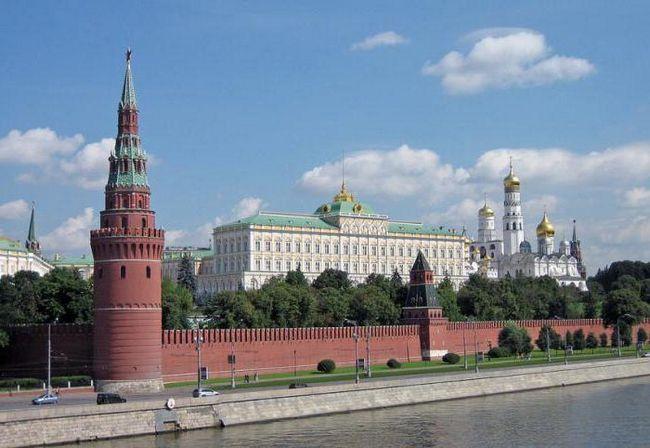 Фото - Пам'ятки софійської набережній в москві