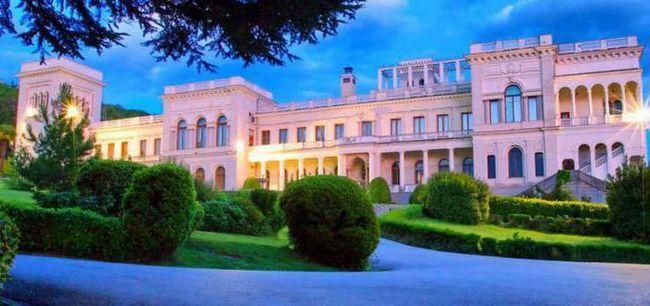 Фото - Палаци криму: список, фото і опис