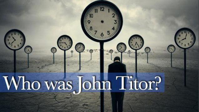 Фото - Джон тітор - мандрівник у часі. Пророцтва джон тітор