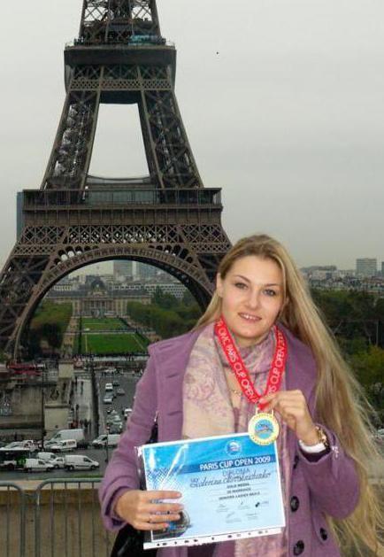 екатерина мирошниченко біографія