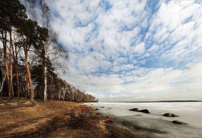 Фото - Єкатеринбург, озеро Шарташ. Відпочинок на озері Шарташ