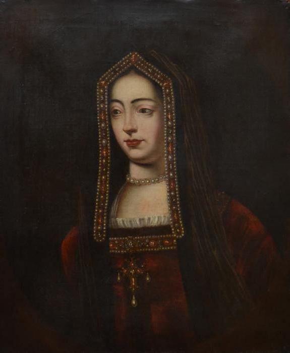 Фото - Єлизавета йоркська - королева англії