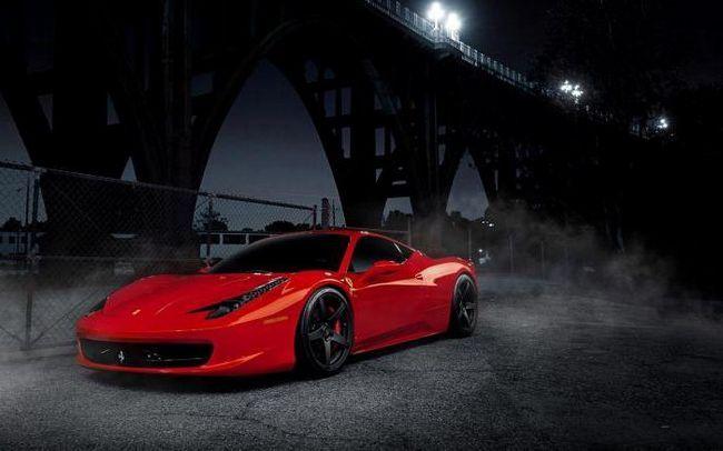 Фото - Ferrari 458 - верх досконалості італійського автопрому