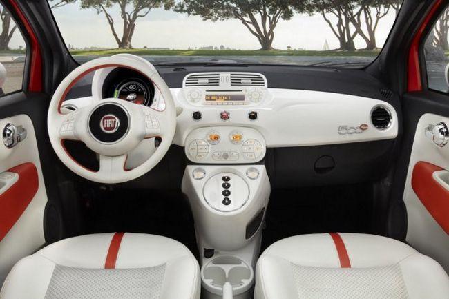 Фото - Fiat 500: огляд