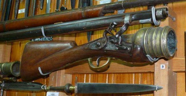 Фото - Гнотовий рушницю. Історія вогнепальної зброї