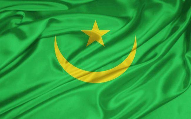 державний прапор Мавританії