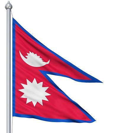 Прапор Непалу фото