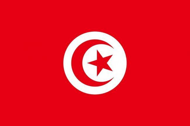 Прапор Тунісу