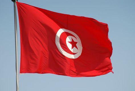 Прапор Тунісу фото