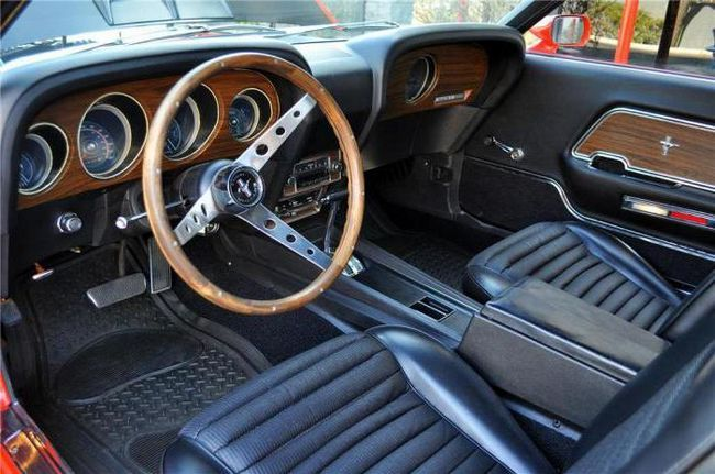форд мустанг 1969 ціна