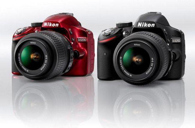 Фото - Фотоапарат nikon +3200: огляд, фото, відгуки