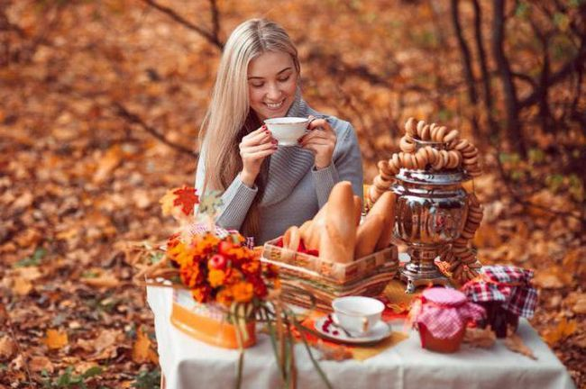 фотосесія восени в лісі