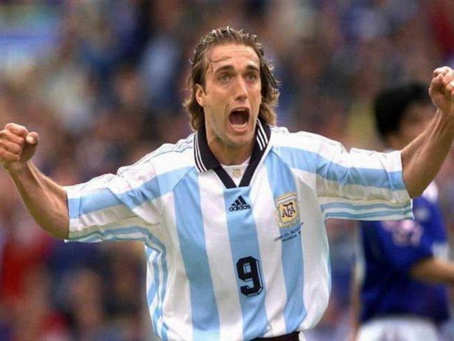 Фото - Габріель Батістута - аргентинський футболіст, нападник: біографія, спортивна кар'єра