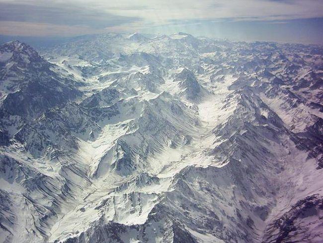 Фото - Де знаходяться гори кордильєри? Гори кордильєри: опис