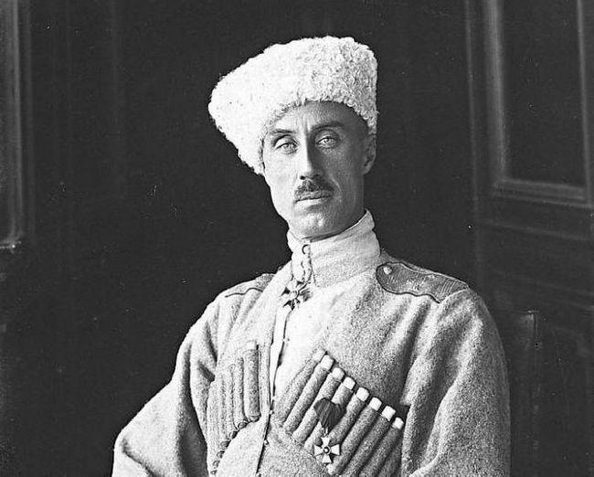 Фото - Генерал врангель Петро Миколайович. коротка біографія