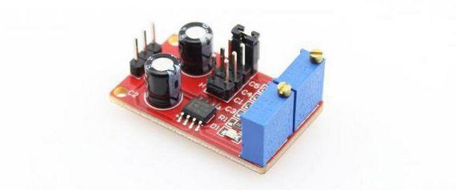 регульований генератор імпульсів
