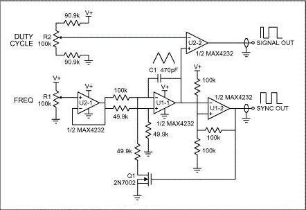 генератор імпульсів