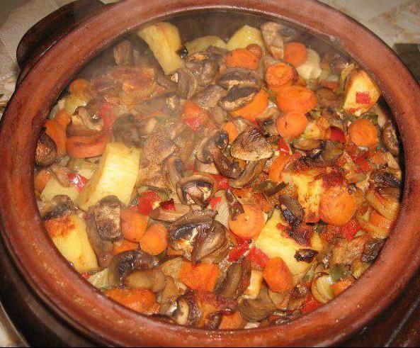 Фото - Гювеч: рецепт по-болгарськи (опис, приготування, склад). Гювеч: рецепт на зиму