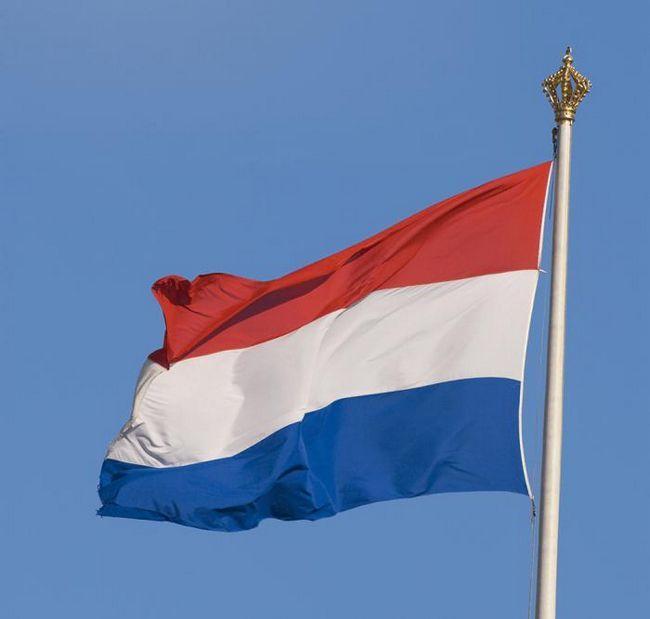 Фото - Голландія: прапор країни, кольори