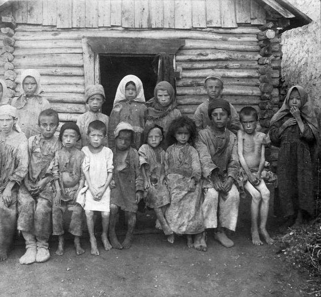 Фото - Голод у Поволжі 1921-1922, 1932-1933 років: причини. Історичні факти