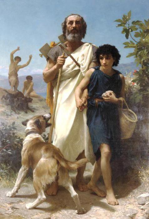 гомер давньогрецький поет біографія