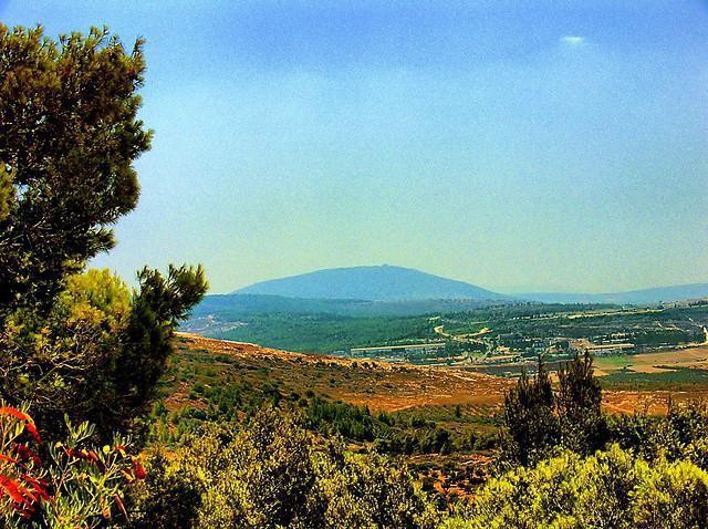 гора фавор ізраїль