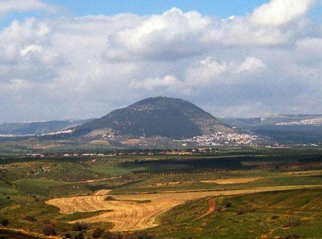 Фото - Гора фавор, ізраїль, храм преображення: опис, історія