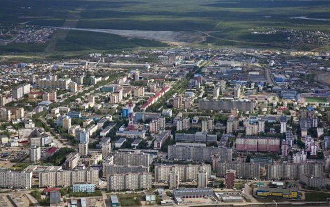 Фото - Місто мирний (Якутія): кар'єр алмазний. Історія, опис, фото