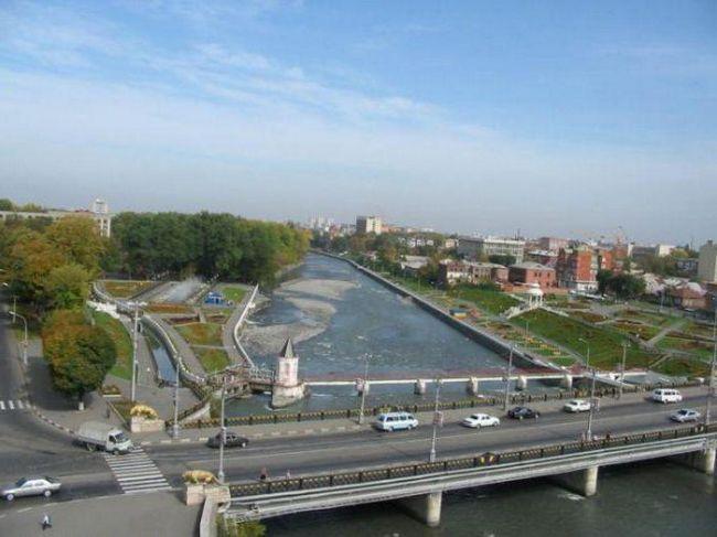 Фото - Місто владикавказ: пам'ятки, фото