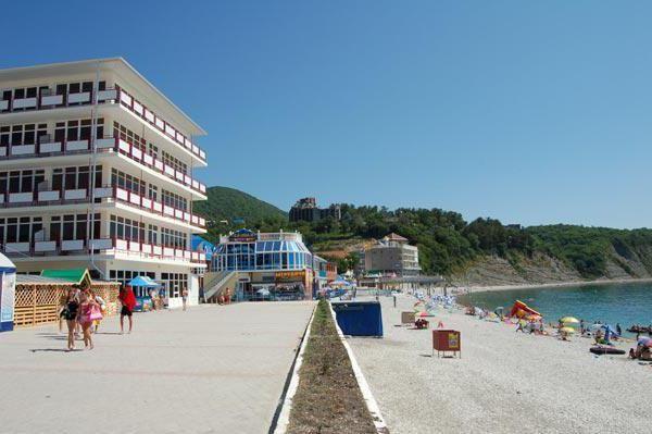 готель морська зірка Ольгинка